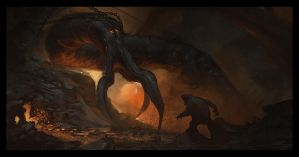 The Wyrm by Joelakerman