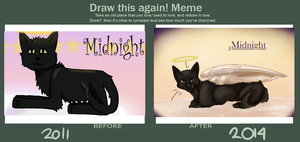 Before and After Meme by Ribbon-Wren