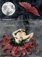 Full Moon, Empty Heart by jenely