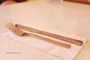 Fork and Knife by 1301232
