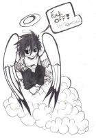 Depressed :Deathnote: by kimmie-kmh