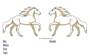 Free Reference - Mare by Cat-Orb