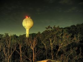 Water Tower by gameplayer529
