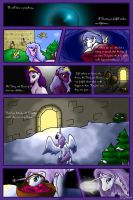 Celestial Adventures PAGE ONE by EiyeCaieyre