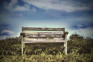 Emerson Point Bench by Japers