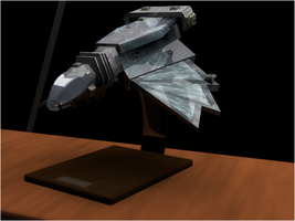 Defender Scale Model by zsoca-san