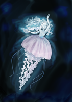 Jellymaid - Tentacle Project by peoplefully