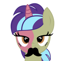 Shkle The stach by SweetTextArt