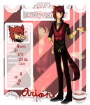 [Retired] Kitty Can Can Application: Arion by Pinepuruu