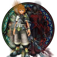 Vanitas and Ventus. by sinclairion
