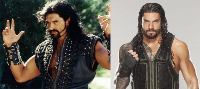FAN CASTING: Roman Reigns as Ares (Xena) by CRayChosen1