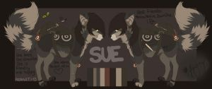 Sue - Fursona by Renkat