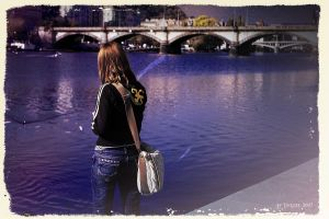 Lonely by the River by Taquss