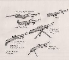 DC-15A Blaster Rifle Info by Tribble-Industries