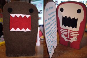 Domo Card by XxH3LLOxKiMCHixX