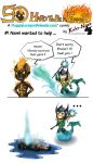 [So hard to be a Flamer] #1 Nami wanted to help by Kahr-Noss