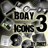 Boay Icons 3 by smeetrules