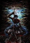 I will hunt you down in Darkness by Curse-of-Lolth