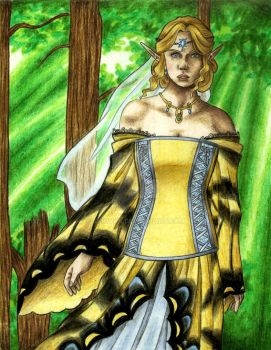 Lady of High Wood by Shiovra