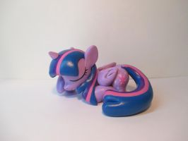 Twilight Sparkle Sleeping! by EarthenPony