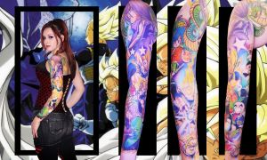 Dragon Ball Z Tattoo by ILoveTrunks