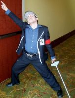 Persona 3: Junpei by animelover300