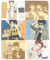 EXO M - Luhan by anna06i