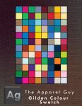 Gildan Apparel Colour Swatches by TheApparelGuy