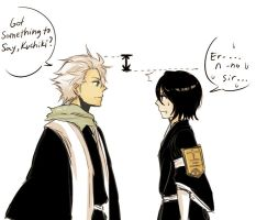 When Toshiro Grows Up by homaki