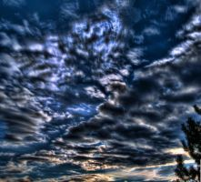 Clouds HDR by Creative--Dragon
