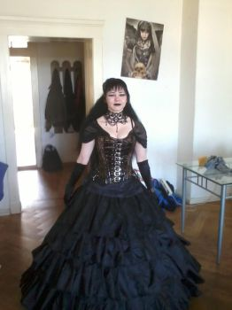 My dress for WGT 2014 by angelucifa