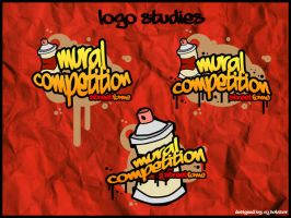 Mural Competition Logo Studies by supermanisback