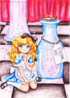 C: Little Alice by SilverChaim