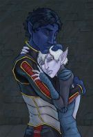 I Missed You... by Tephers