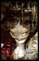Classical Masquerade IV by MissArtistsoul