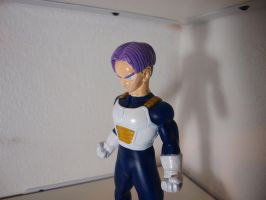 Trunks with sayian armor by CarabARTS