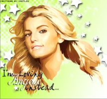 Jessica Simpson by c4it1in