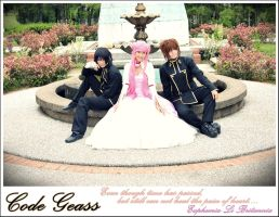 Code Geass Time by Hukoyee