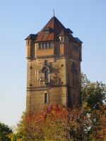 Old Tower by A-Xander