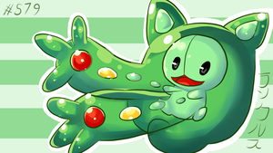 Reuniclus Wallpaper by glaciachan