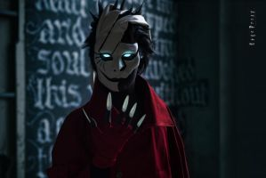 ERGO PROXY: I am Ergo PROXY... the proxy of death by MiraMarta