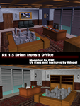 RE 1.5 Brian Irons Office. DXP version by Adngel