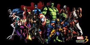 Marvel vs Capcom III by TakerFan2013
