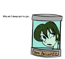 Again with the jars by drawitbig