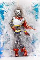 Great Papyrus by ANeDe