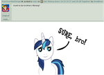 Ask Shining Armor 30: Brothers by 9mmBrony