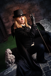 Trinity Blood - Count of Manchester by Faeryx13