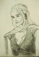 Daenerys second try by zebree
