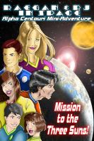Mission To The 3Suns Alt Cover by Highlander0423