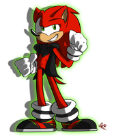 GA: Phantom The Hedgehog by SilverSonic44